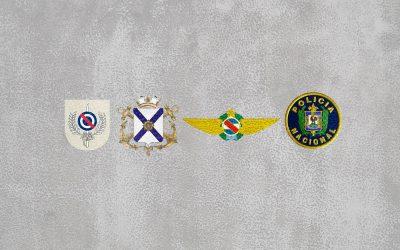 Miembros de fuerzas armadas y Policía Nacional