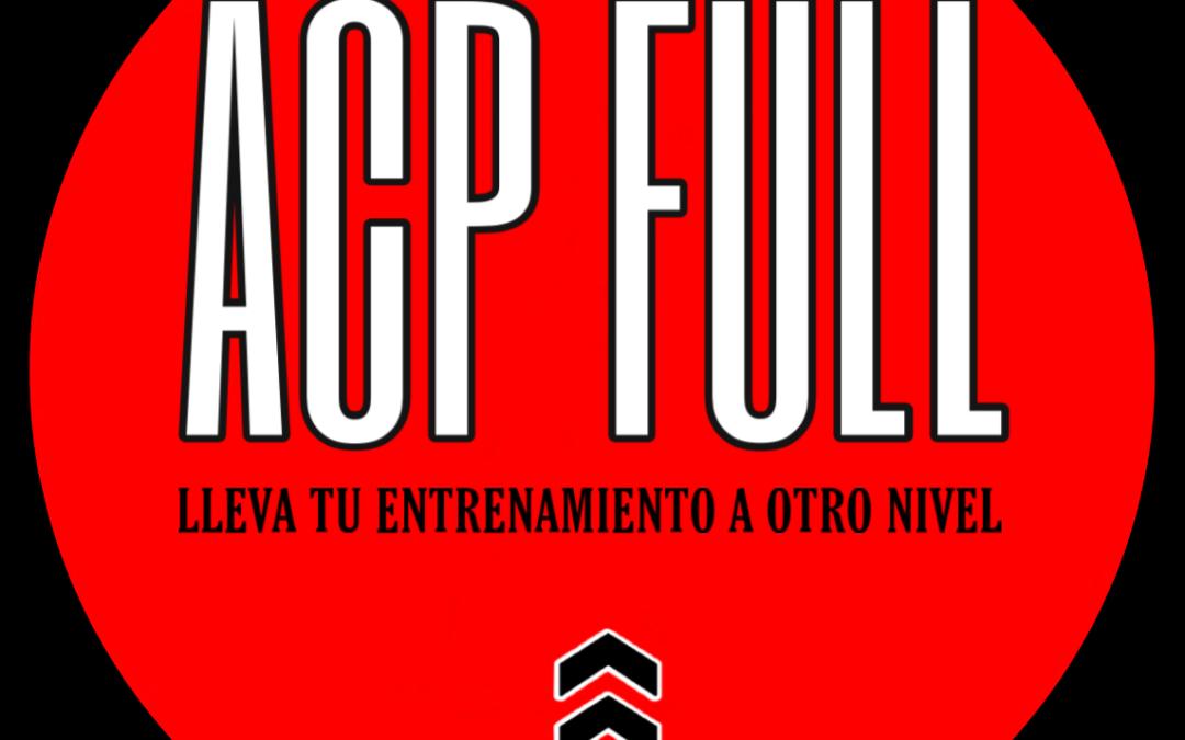 ACP FULL Planificación Personalizada